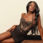 black girl live lingerie transsexual