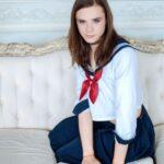 18 yo transgender schoolgirl xxx cam